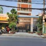 Bán nhà mặt tiền đường số 9, phường Linh Tây, Thủ Đức. 1 trệt 3 lầu. 152m2. Giá 16 tỷ