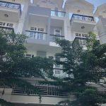 Bán nhà phố cao cấp đường số 8, phường Hiệp Bình Chánh, Thủ Đức. 1 trệt 3 lầu, 6,1 tỷ. 61m2