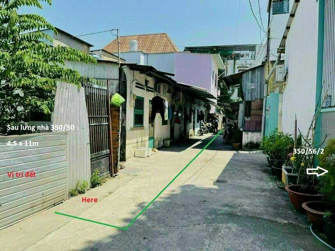 Bán lô đất đường Nguyễn Văn Lượng, phường 16, quận Gò Vấp - 1