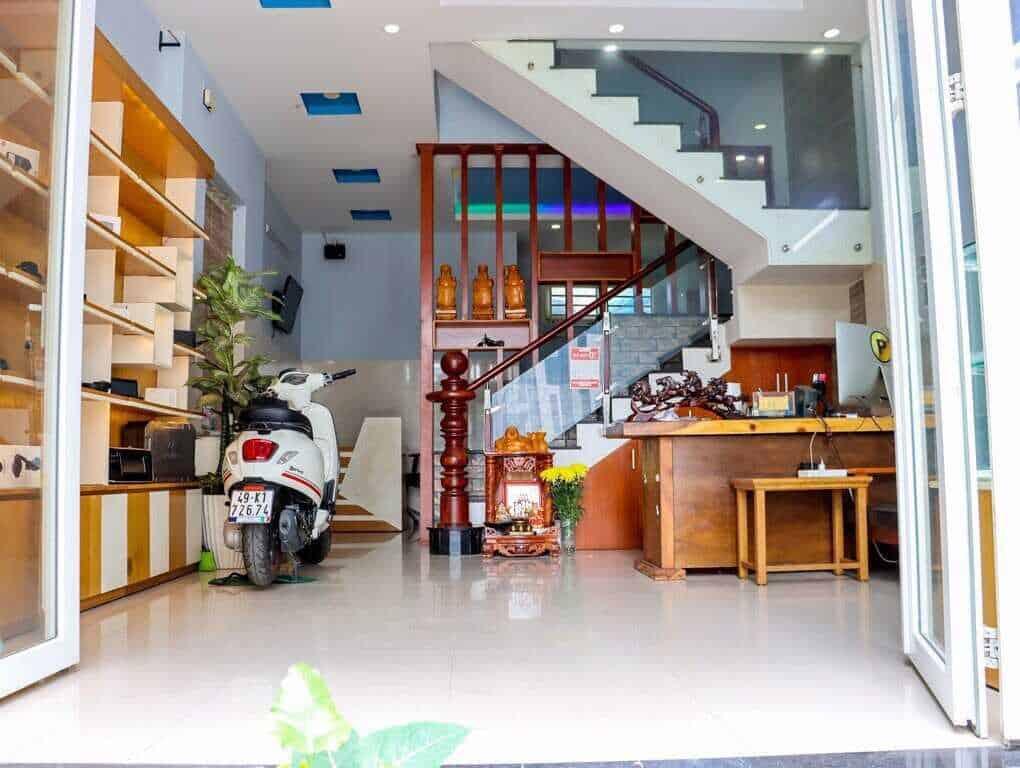 Bán nhà 1 trệt 3 lầu sân thượng đường 38, P.Hiệp Bình Chánh, TP.Thủ Đức. 7,350 tỷ